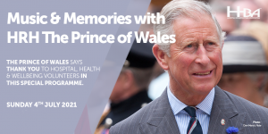 Music & Memories with HRH The Prince of Wales